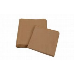Paper Bag Brown Pkt 1000 Fpa0025 200x205mm
