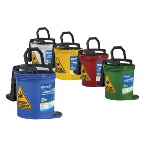 Mop Bucket-duraclean Green