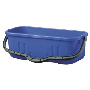 Duraclean Rectangle Window Clean Bucket 18ltr