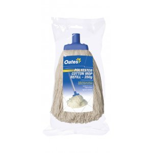 Oates Poly Cotton Mop 20oz (350gm) Head Only