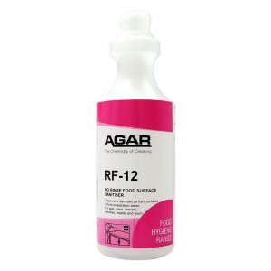 BOTTLE ONLY RF-12 SANITISER