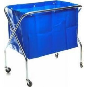 Waste Trolley With Bag