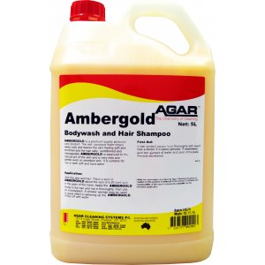 Agar Ambergold Body/hair Soap 5ltr