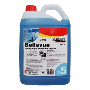 Agar Bellevue Glass Cleaner 5ltr