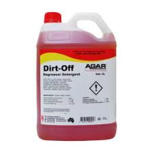 Agar Dirt Off 5ltr
