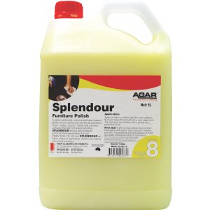 Agar Splendour Furniture Polish 5ltr