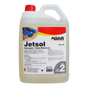 Agar Detergent Jetsol Stain Remover 5ltr