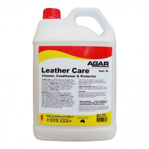 Agar Leather Cleaner 5ltr