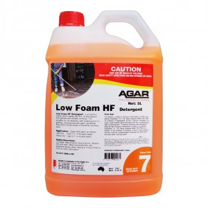 Agar Hf Low Foam Heavy Duty Detergent 5ltr