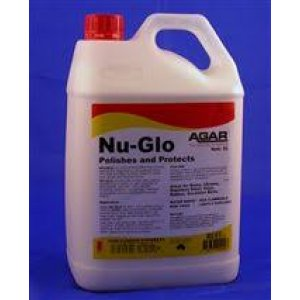 Agar Polish Nu-glo Protects&polishes 5ltr