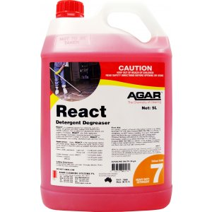 Agar React Degreaser 5ltr