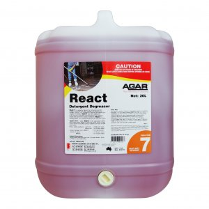 Agar React Degreaser 20ltr