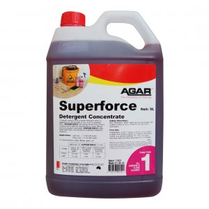 Agar Detergent Superforce Concentrate 5ltr