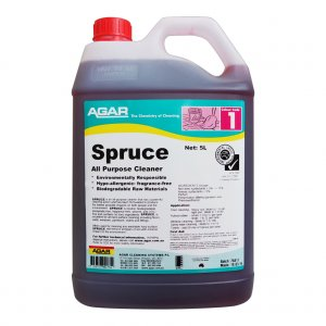 Agar Spruce All Purpose Detergent 5ltr
