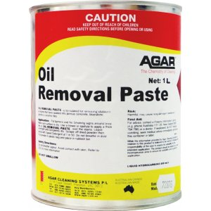 Agar Oil Removal Paste 1ltr