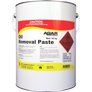 Agar Oil Removal Paste 10ltr