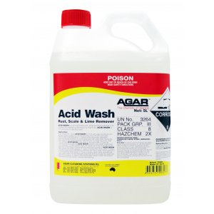 Agar Acid Wash 5ltr