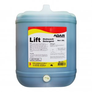 Agar Detergent Lift Manual Dishwash 20ltr