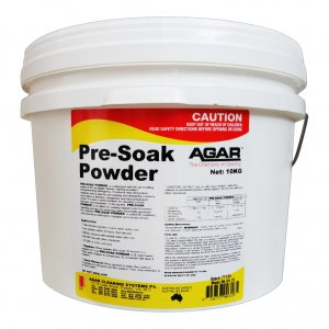 Agar Pre-soak Powder 10kg Kitchen/laundry