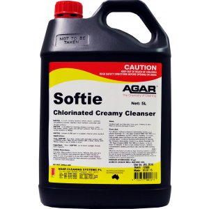 Agar Softie Cream Cleanser 5ltr