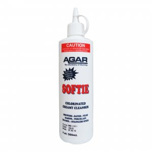 Agar Cream Cleanser Softie 500ml