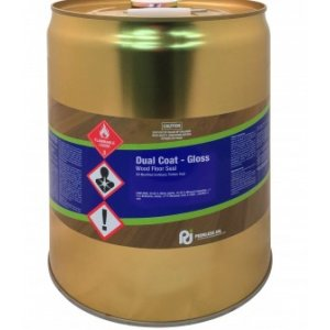 Peerless Dual Coat Oil Modified Urethane Timber Seal 4ltr