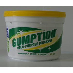 Gumption Cream Cleanser 500grm