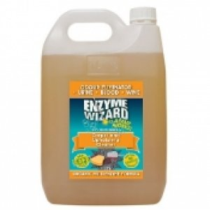 Enzyme Wizard Carpet & Upholstery Cleaner 5ltr