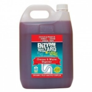 Enzyme Wizard Grease & Waste Digester 5ltr