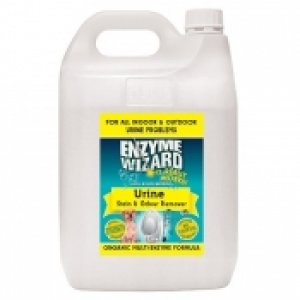 Enzyme Wizard Urine Stain & Odour Remover 5ltr