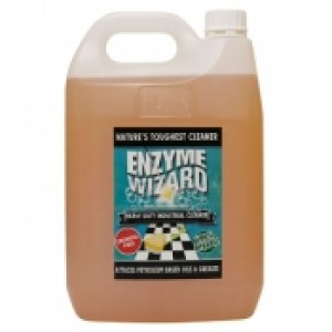 Enzyme Wizard Hd Floor/surface Cleaner 5ltr