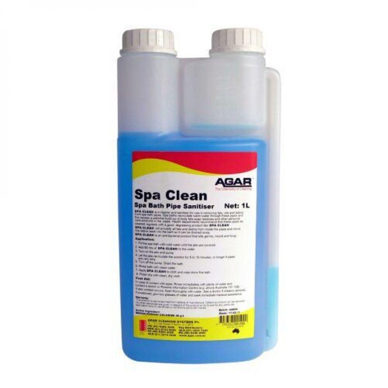 Agar Spa Cleaner 1ltr | CHDESA01 | Briskleen Supplies