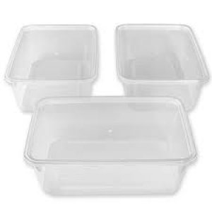 Disposable Storage Containers